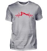 Herzschlag BMX Herz EKG Puls Geschenk