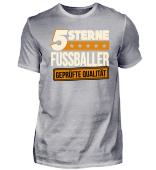 5 Sterne Fußballer Fußball Kicker