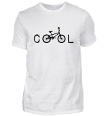 cool BMX Fahrrad Crossbike schlicht