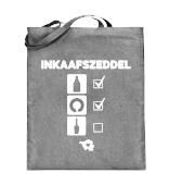 Inkaafszeddel - Saarland - Tasche