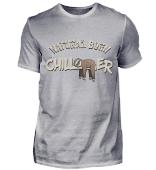 Natural Born Chiller Faultier Geschenk