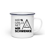 Mir schwenke - Tasse - Saarland