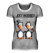 Just Married Pinguine - Hochzeit