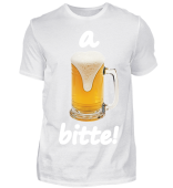 a Bier bitte Oktoberfest Alkohol Dialekt