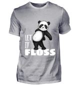 Let it Floss Panda Flossing Dance Move