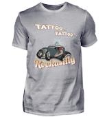 Tattoo Rockasilly Hotrod Geschenk gift