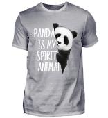 Panda Is My Spirit Animal Pandabär Gift