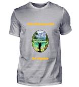 Wandern - personalisiertes Shirt für Ort