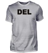 PC Tastenbezeichnung DEL - black