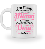 Tolle Mama, tolle Oma - Geschenk