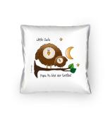 Little Owls - Kissen Papa (Eulen)