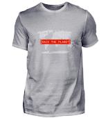 Hack the Planet - Hacker Shirt
