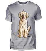 Happy Golden Retriever - Hund - Dog