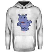 Nilpferd Geschenk Hippo Geschenkidee für Kinder und Erwachsene
