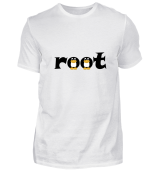 root - Shirt for Linux Admins