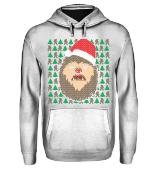 Ugly Christmas Weihnachten BIGFOOT