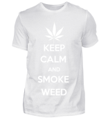 ☛KEEP CALM AND SMOKE WEED