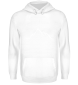 Simple Mountains Hoodie