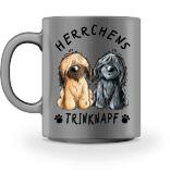 Herrchens Trinknapf Briard Tasse
