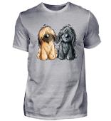 Süße Briard Hunde I Hund Berger De Brie