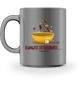 """Focusine Klang® Kaffeetasse """"Klangzeit"""""""
