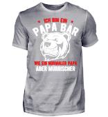 PAPA BÄR ABER MRRISCHER T-SHIRT FAMILIE