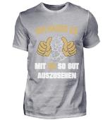 50. Geburtstag T-Shirt Ich hasse es