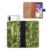 Rosmarin Rosemary wallet case Smartphonehülle