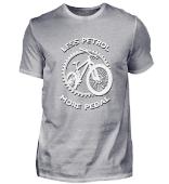 Less Petrol MTB Biking Öko Klimaschutz