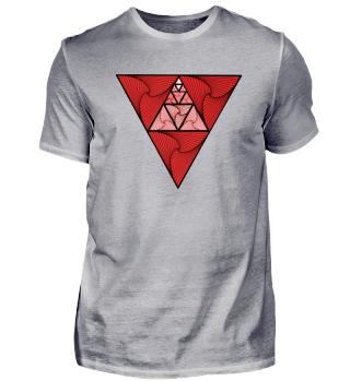 Triangel-Rot