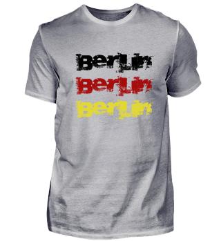 Berlin Schwarz Rot Gold