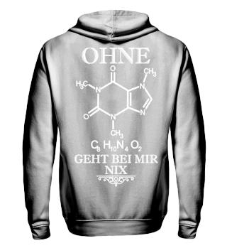 Chemie - Ohne Kaffee geht nix