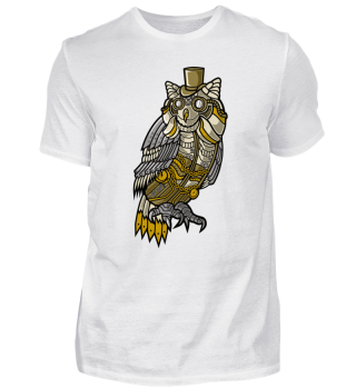 ★ STREAMPUNK OWL ★