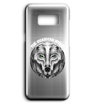 ☛ SCHUTZGEIST · WOLF · KREIS · GRUNGE #5WH