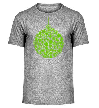 ★ Icons Christmas Tree Ball - green