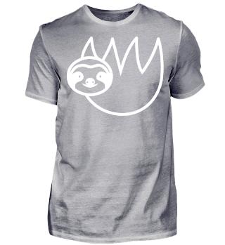 Sloth Faultier - Tshirt