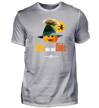 Halloween - Bier oda mei Oide