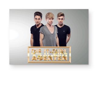 It-Logo Gold Poster