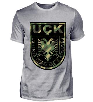 Kuq e Zi Wear | UCK Militär | Kosova