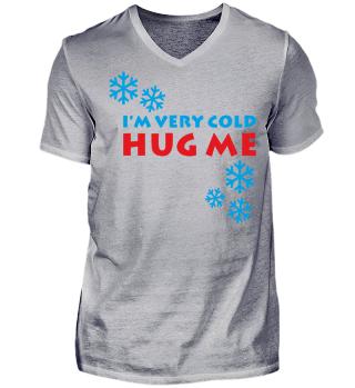 ★ Snowflakes - I'm Very Cold Hug Me I
