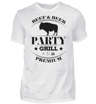 ☛ Partygrill - Premium - Beef #2S