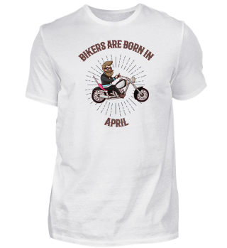 Motorrad Shirt April