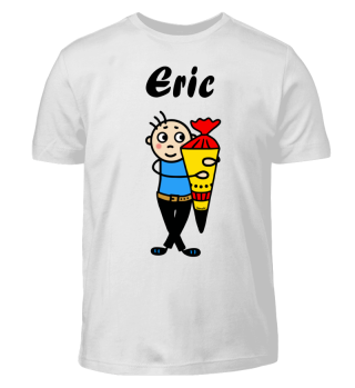 Eric - Einschulung I-Dötzchen