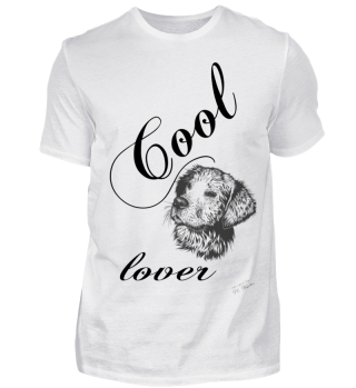 Cool Dog Lover / Hundeliebhaber