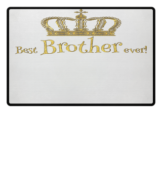 ♛ Royal Crown - Best Brother Ever