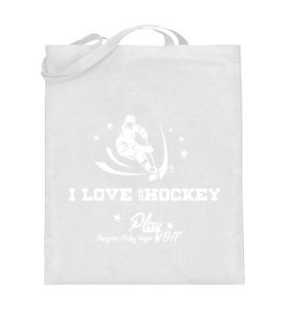 ☛ I LOVE ICE HOCKEY #1W