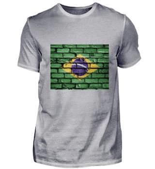 Brasilien T-Shirt WM 2018 Brazil