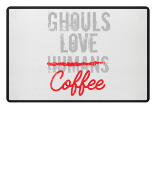 Ghouls Love (Humans) Coffee - Anime - Manga - Cosplay - Games - Geschenk