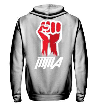 MMA FAUST - HOODIE