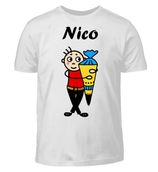 Nico - Einschulung I-Dötzchen
